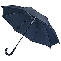 Зонт-трость Unit Promo, темно-синий (артикул 1233.43)