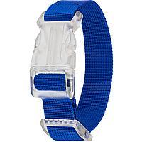 Крепление для багажа Clamp, синее (артикул MKT4280blue)