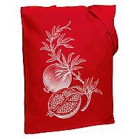 Холщовая сумка Grand Granat, красная (артикул 7349.50)