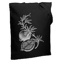 Холщовая сумка Grand Granat, черная (артикул 7349.30)