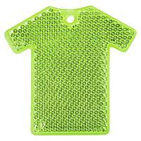 Светоотражатель «Футболка», зеленый (артикул 6133.90)