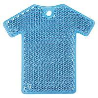 Светоотражатель «Футболка», синий (артикул 6133.40)
