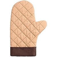 Прихватка-рукавица Keep Palms, персиковая (артикул 11173.51)