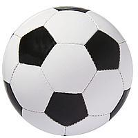 Мяч футбольный Hat-trick, черный (артикул 6960.30)