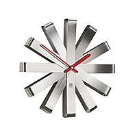 Часы настенные Ribbon, стальные (артикул 7009.10)