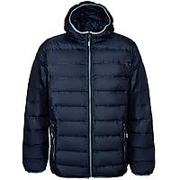 Куртка пуховая мужская Tarner Comfort, темно-синяя (артикул 11571.40)