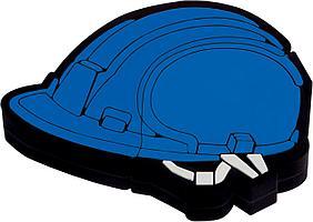 Флешка «Каска», синяя, 8 Гб (артикул 5405.48)