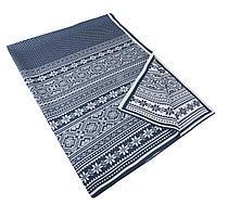 Плед «Скандик», синий (индиго) (артикул 2200.40)