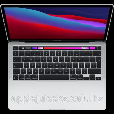 "Apple MacBook Pro 13"" (M1, 2020) 8 ГБ, 256 ГБ SSD, Touch Bar, серебристый"