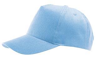 Бейсболка Buzz, голубая (артикул 6536.14)