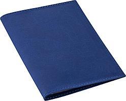 Обложка для автодокументов Twill, синяя (артикул 6697.40)