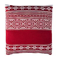 Подушка «Скандик», красная (артикул 2218.50)