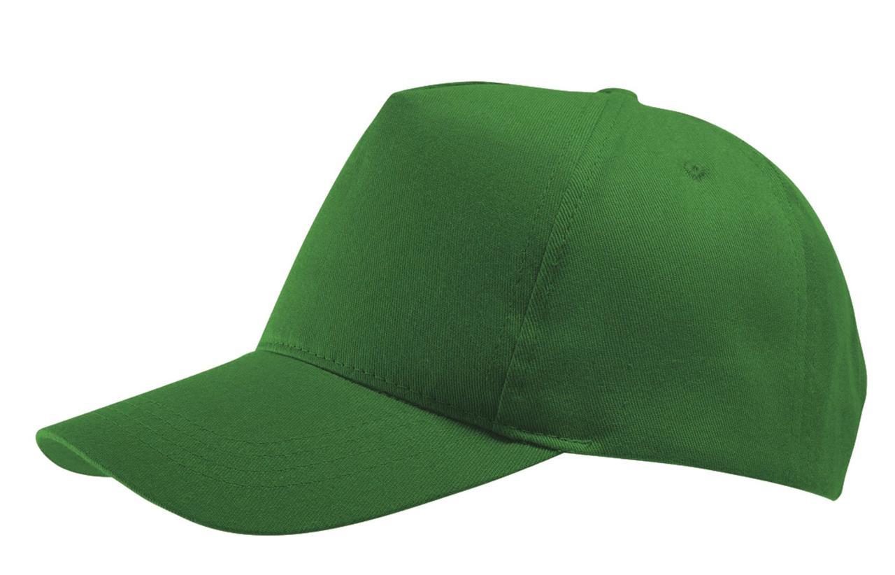 Бейсболка Buzz, ярко-зеленая (артикул 6536.92)