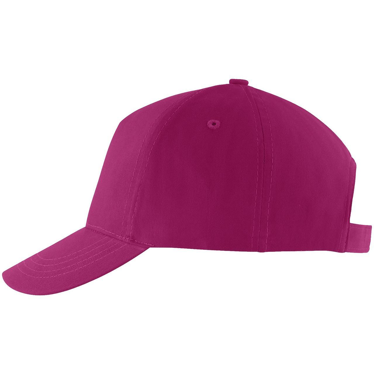 Бейсболка Buzz, ярко-розовая (фуксия) (артикул 6536.57)