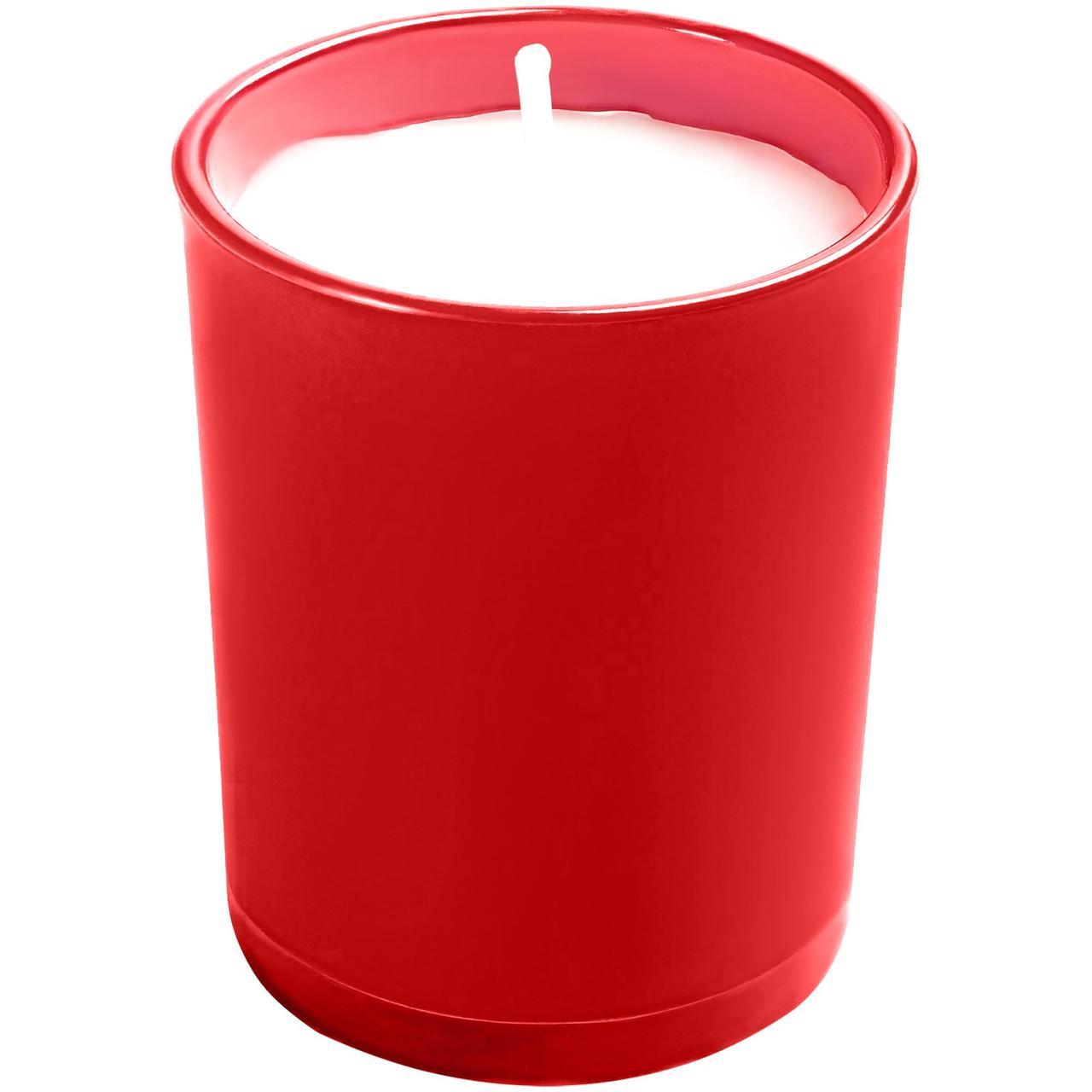 Свеча Glimmy, красная (артикул 7697.50)