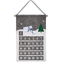 Адвент-календарь Noel, с медведями (артикул 12811.02)