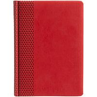Ежедневник Brand, недатированный, красный (артикул 2645.50)
