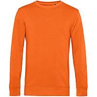 Свитшот унисекс BNC Organic, оранжевый (артикул WU31B233)