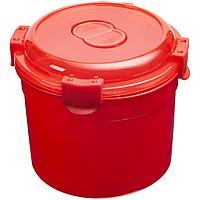 Ланчбокс Barrel Roll, красный (артикул 10173.50), фото 1