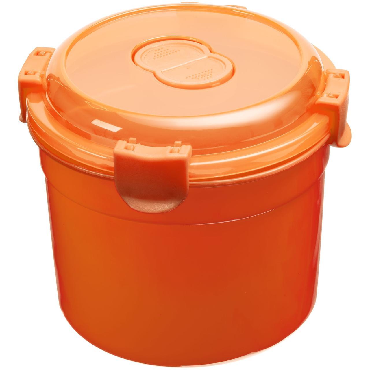 Ланчбокс Barrel Roll, оранжевый (артикул 10173.20)