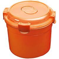 Ланчбокс Barrel Roll, оранжевый (артикул 10173.20), фото 1