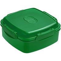 Ланчбокс Cube, зеленый (артикул 10172.90), фото 1