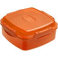 Ланчбокс Cube, оранжевый (артикул 10172.20), фото 1