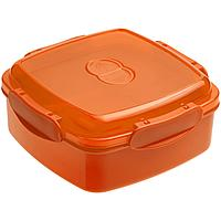 Ланчбокс Cube, оранжевый (артикул 10172.20)