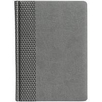 Ежедневник Brand, недатированный, серый (артикул 2645.10)
