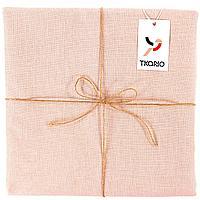 Скатерть Essential с пропиткой, квадратная, розовая (артикул 10652.15)