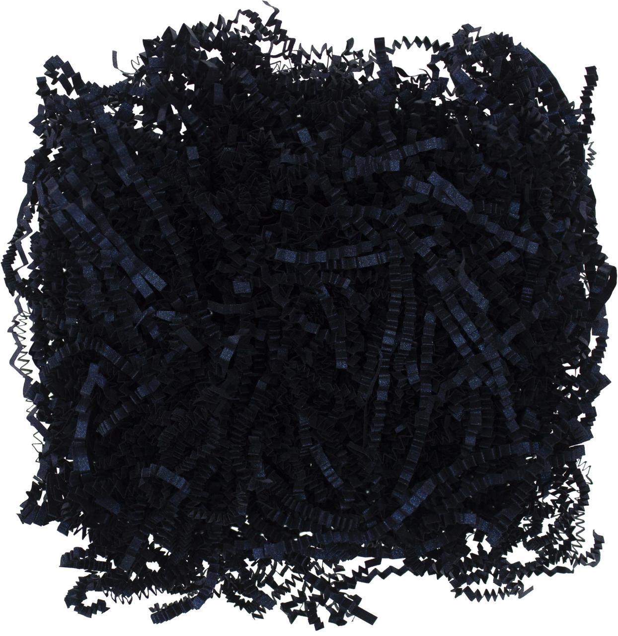 Бумажный наполнитель «Блеск», синий (артикул 12807.40)