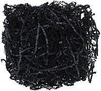 Бумажный наполнитель «Блеск», темно-серый (артикул 12807.13)