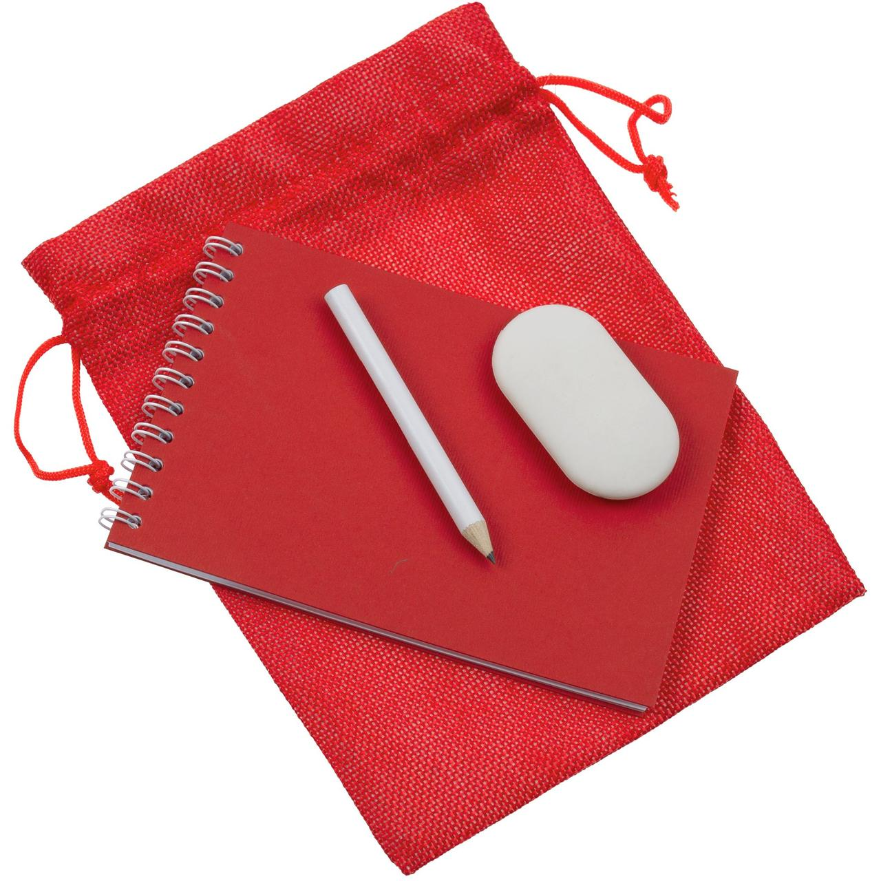 Набор Nettuno Mini, красный (артикул 16127.50)
