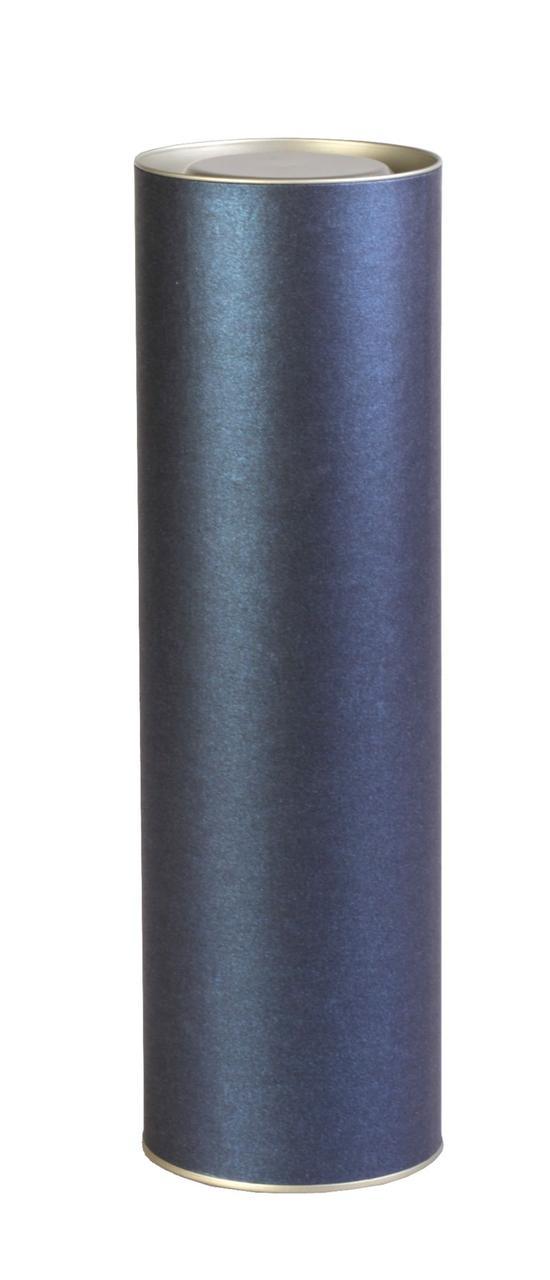 Тубус подарочный «Блеск», синий (артикул 5865.40)