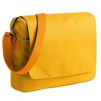 Конференц-сумка Unit Assistant, желтая (артикул 2592.80)