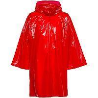 Дождевик-плащ CloudTime, красный (артикул 11876.50), фото 1
