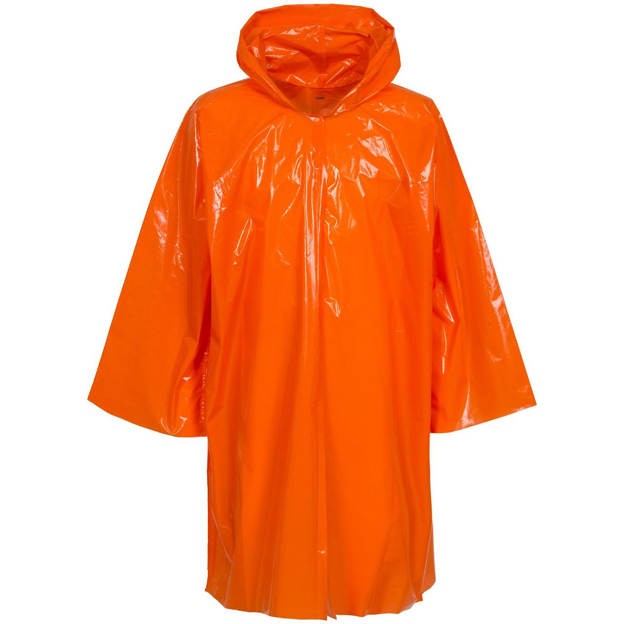 Дождевик-плащ CloudTime, оранжевый (артикул 11876.20)