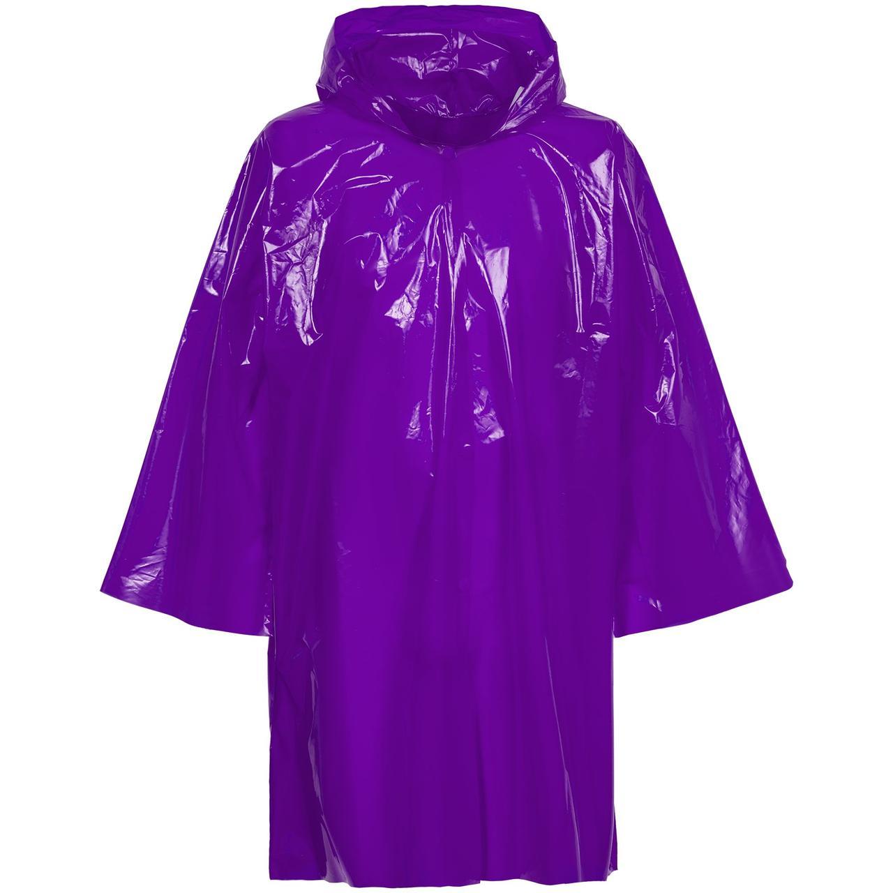 Дождевик-плащ CloudTime, фиолетовый (артикул 11876.70)