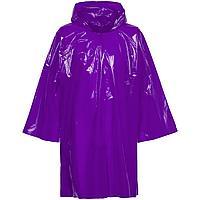 Дождевик-плащ CloudTime, фиолетовый (артикул 11876.70), фото 1