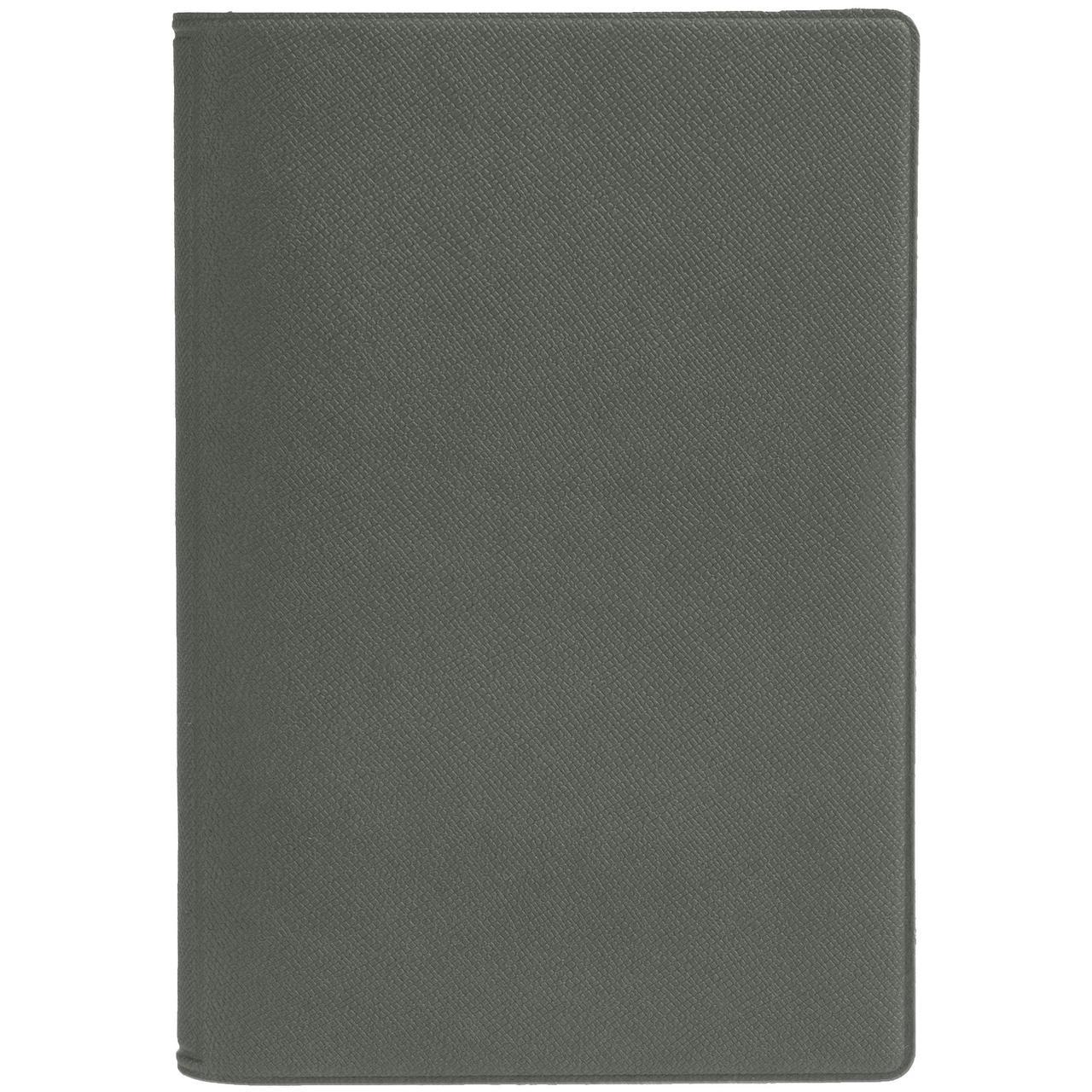 Обложка для паспорта Devon, серая (артикул 10266.11)