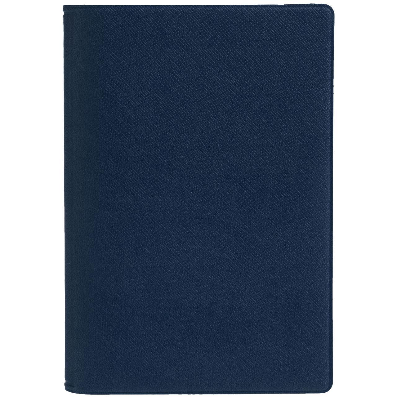 Обложка для паспорта Devon, синяя (артикул 10266.40)