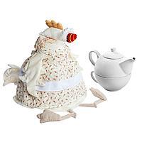 Грелка на чайник «Курица-наседка» (артикул 1461)