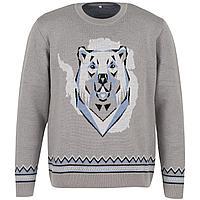 Джемпер Totem Bear, серый (артикул 47701.05)
