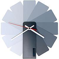 Часы настенные Transformer Clock. Black & Monochrome (артикул 10341.11)