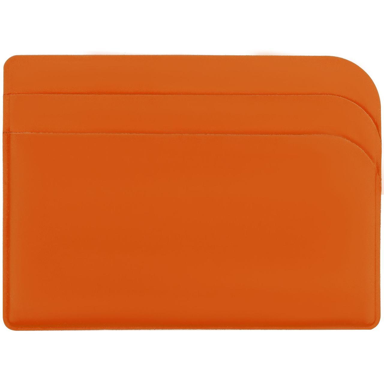 Чехол для карточек Dorset, оранжевый (артикул 10943.20)