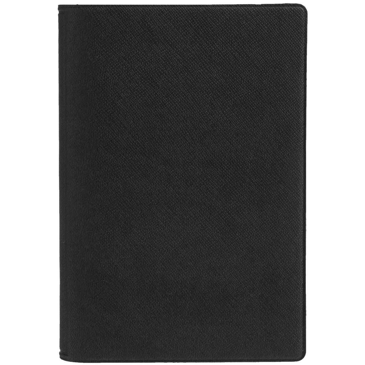 Обложка для паспорта Devon, черная (артикул 10266.30)