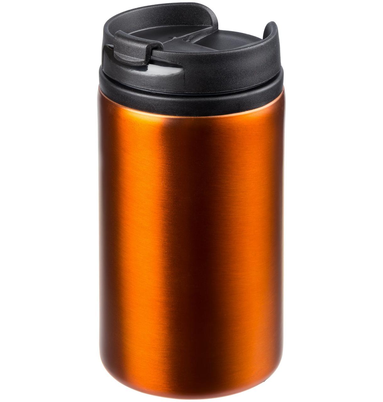 Термостакан Canella, оранжевый (артикул 12394.20)