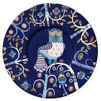 Блюдце Taika под кофейную чашку, синее (артикул 12523.40)