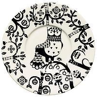 Блюдце Taika под кофейную чашку, черное (артикул 12523.30)