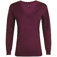 Пуловер женский Glory Women, бордовый (артикул 01711167)